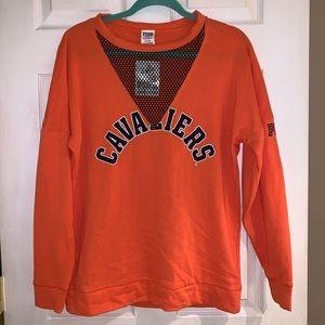 PINK Cavaliers Collegiate Sweatshirt - NWT